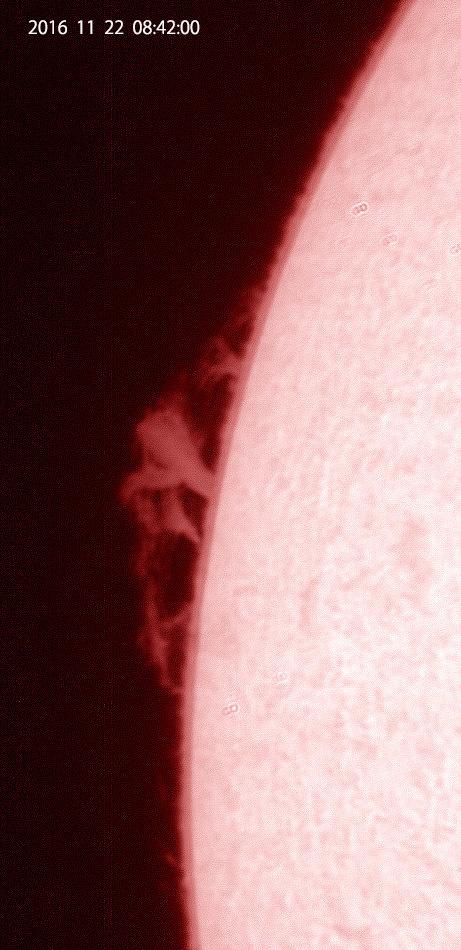 11月22日の太陽_e0174091_18041758.jpg
