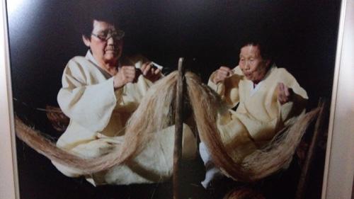 ポジャギ作家 李京玉と巡る韓国 (尚州・慶州・安東)2日目③_c0185092_1132146.jpg