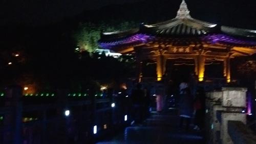 ポジャギ作家 李京玉と巡る韓国 (尚州・慶州・安東)2日目③_c0185092_1152332.jpg