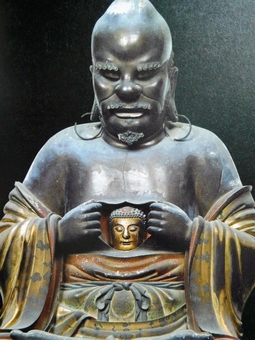 禅 心をかたちに 東京国立博物館_e0345320_22012266.jpg