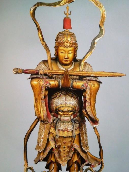 禅 心をかたちに 東京国立博物館_e0345320_22015692.jpg