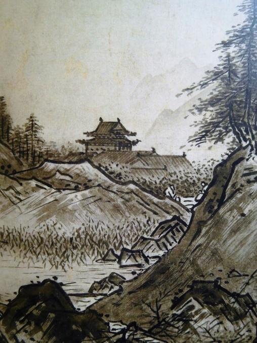 禅 心をかたちに 東京国立博物館_e0345320_22080437.jpg