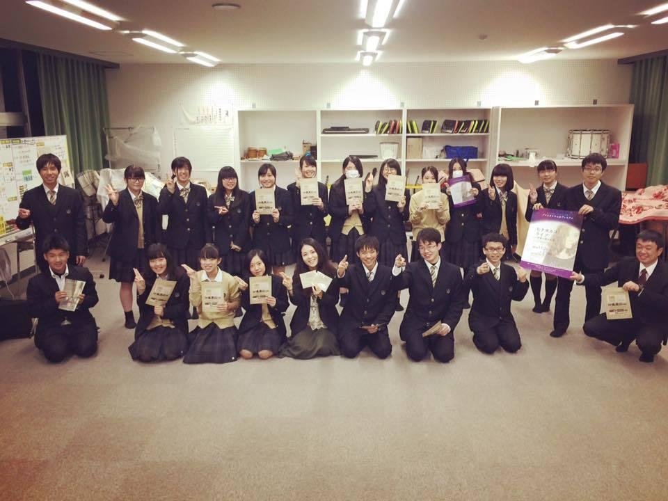 ヒナタカコ合唱曲集・試聴会@坂井高校_a0271541_15185551.jpg