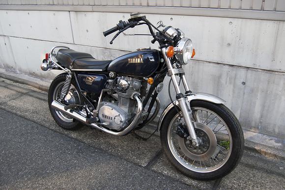 FOR SALE!! 1978 YAMAHA XS650SP_e0182444_17511928.jpg