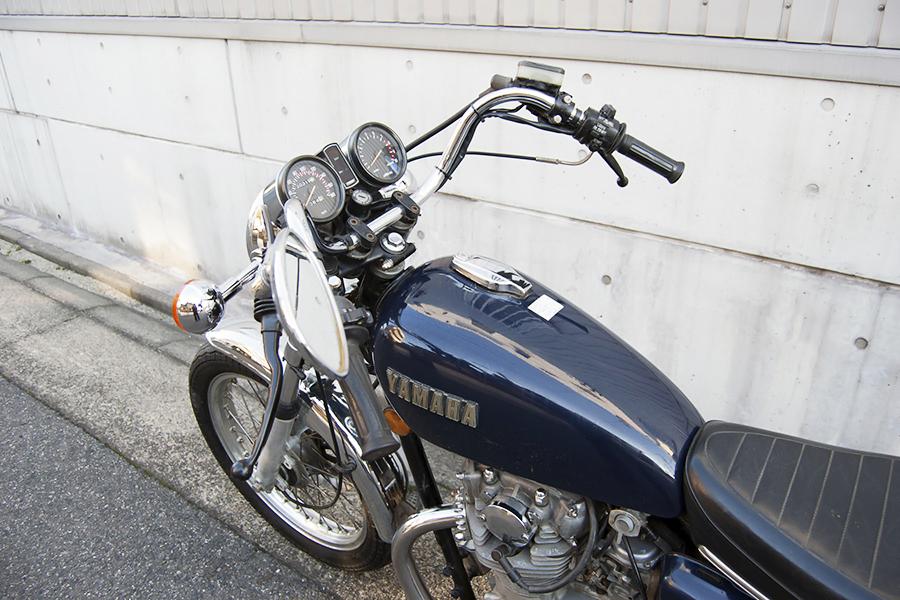FOR SALE!! 1978 YAMAHA XS650SP_e0182444_1855644.jpg