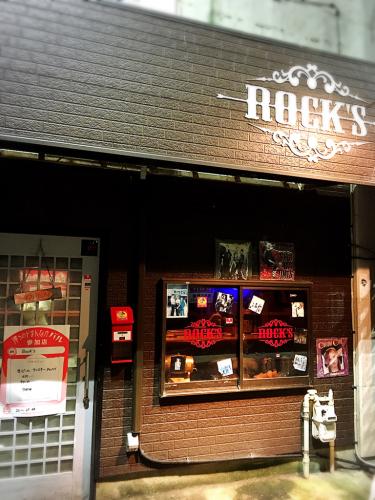 Rock\'s (ロックス)_e0292546_04045018.jpg