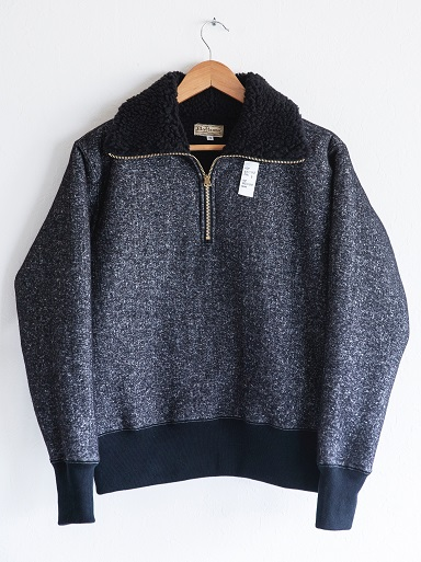 WRECKING CREW SWEAT & FLEECE BOA HALF ZIP_d0160378_21131730.jpg