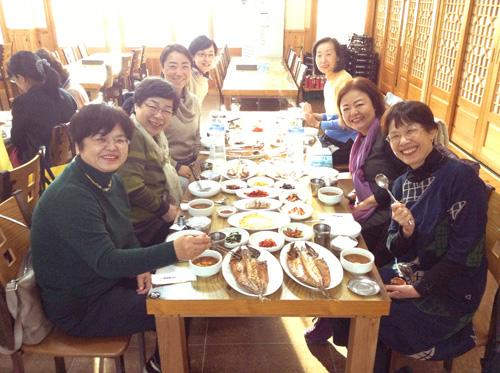 ポジャギ作家 李京玉と巡る韓国 (尚州・慶州・安東)3日目➀ _c0185092_1851134.jpg