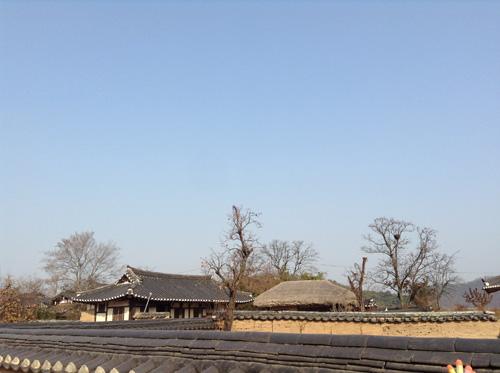 ポジャギ作家 李京玉と巡る韓国 (尚州・慶州・安東)3日目② _c0185092_20132044.jpg