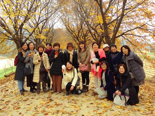 ポジャギ作家 李京玉と巡る韓国 (尚州・慶州・安東)3日目② _c0185092_2027452.jpg