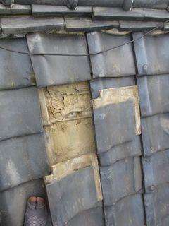 埼玉県の志木市で、雨漏り修理工事_c0223192_23163512.jpg