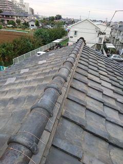 埼玉県の志木市で、雨漏り修理工事_c0223192_23171390.jpg