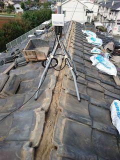 埼玉県の志木市で、雨漏り修理工事_c0223192_23171947.jpg