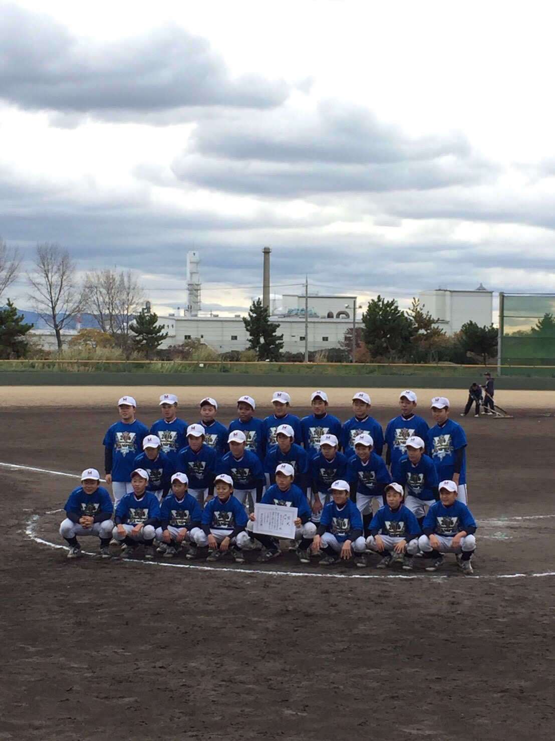 第3回堺市長杯フューチャーズリーグ閉会_f0209300_1813534.jpg