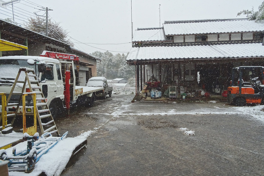 茨城県南も大雪注意報_d0151813_10594585.jpg