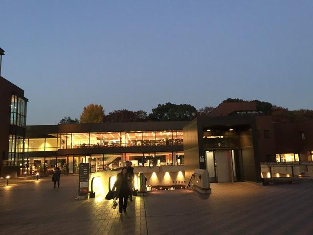 東京都美術館へ_e0048332_2221564.jpg