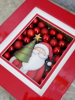 可愛いクリスマスの作品が出来ました♪_b0107544_19305719.jpg