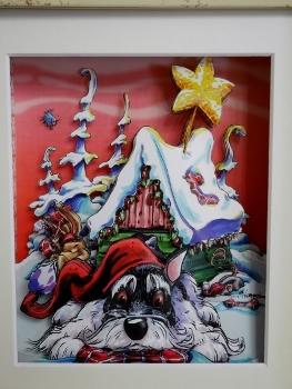 可愛いクリスマスの作品が出来ました♪_b0107544_19312640.jpg