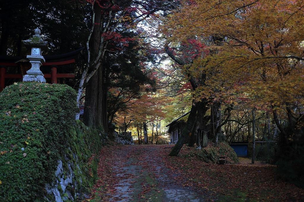 綾部市黒谷 熊野神社_a0170082_19122551.jpg