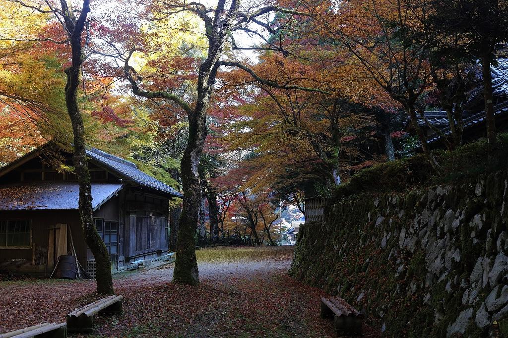 綾部市黒谷 熊野神社_a0170082_1913083.jpg