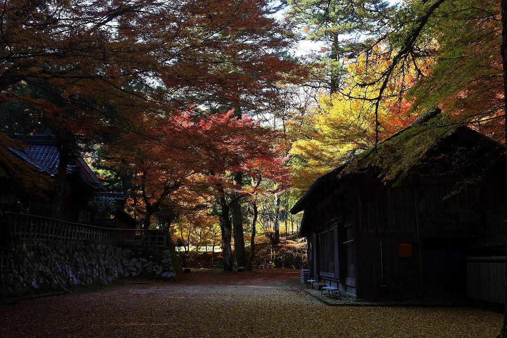 綾部市黒谷 熊野神社_a0170082_1913443.jpg