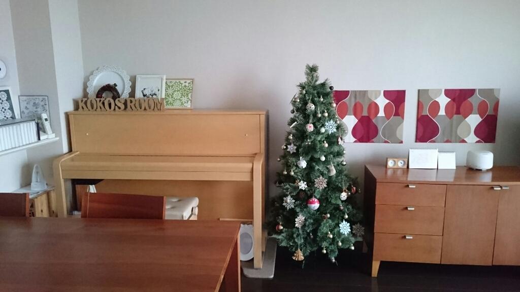 【クリスマスツリー】_e0253188_15541380.jpg