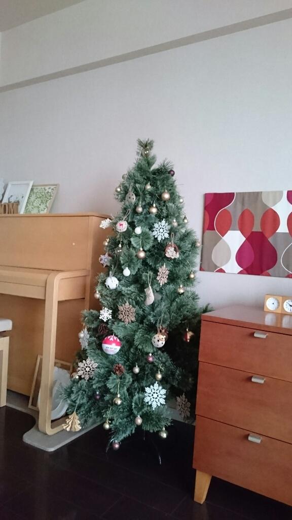 【クリスマスツリー】_e0253188_15541563.jpg