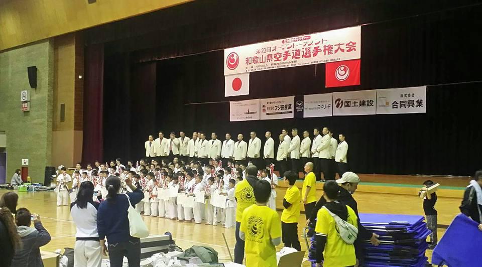 第23回和歌山県大会で「高知勢4階級制覇!!」_c0186691_212714100.jpg