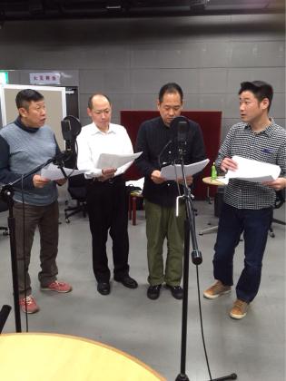 ラジオドラマ、明日放送〜!!!_f0076322_12421564.jpg