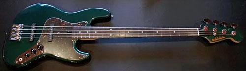 田中さんのオーダーの「Modern J-Bass #021」が完成!_e0053731_15365618.jpg