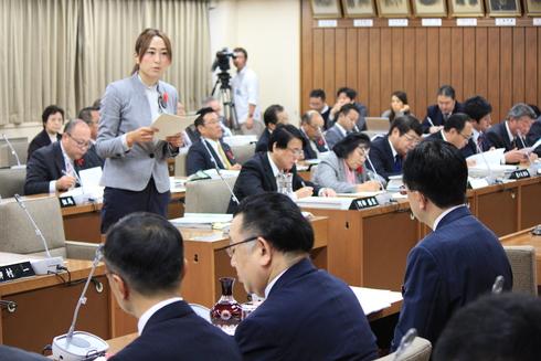 9月定例会閉会〜引き続き県政課題に取り組みます!〜_b0199244_14455033.jpg