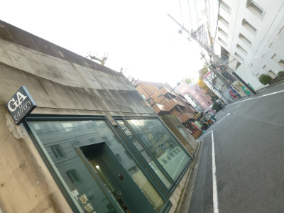 walk around  北参道~表参道へ_a0165160_07444406.jpg