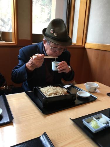 祖父とお蕎麦⭐️_c0151965_23511303.jpg