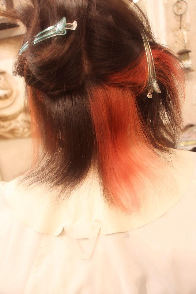 赤いカラーもたまにはするよ。。。。。_b0210688_23262676.jpg