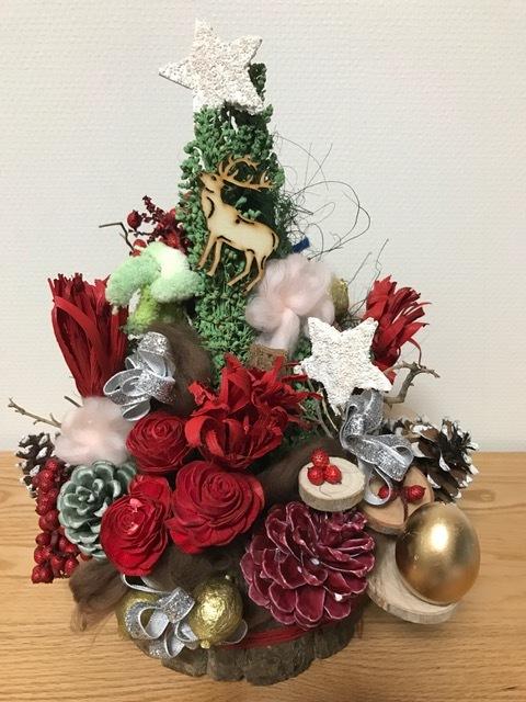 クリスマスブッシュ_f0204295_18085649.jpg