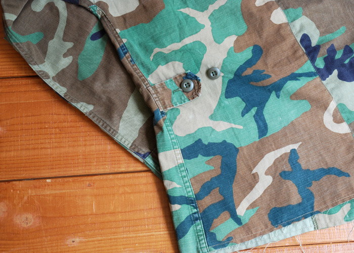 【RECOMMEND】 STANDARD CALIFORNIA - ANDEM × SD Fatigue Jacket_a0076701_15553526.jpg