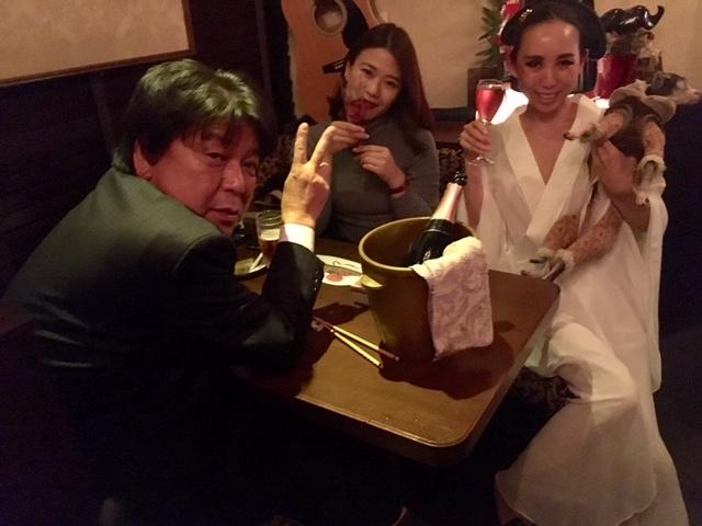 miumiu11周年記念祭り~①中国古代精霊絵巻~_a0050302_3353883.jpg