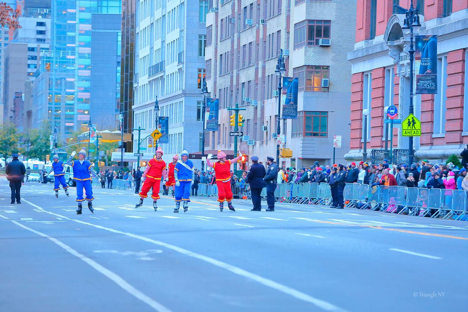 Macy\'s Thanksgiving Day Parade 2016   ~90周年~_a0274805_04292246.jpg