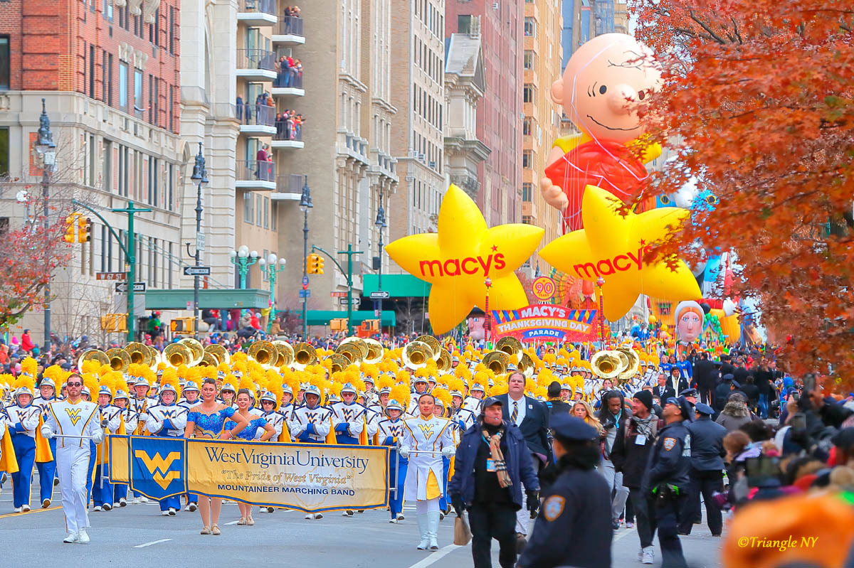 Macy\'s Thanksgiving Day Parade 2016   ~90周年~_a0274805_04305574.jpg