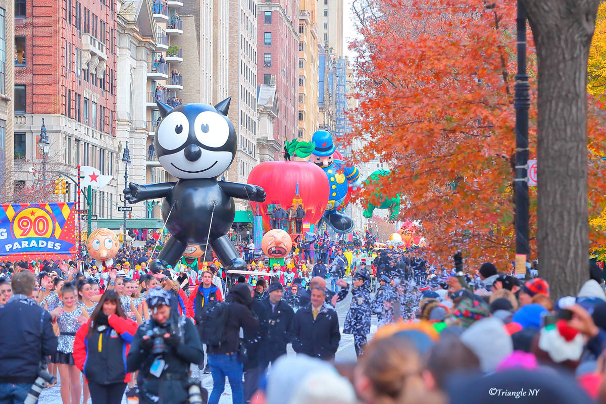 Macy\'s Thanksgiving Day Parade 2016   ~90周年~_a0274805_04324365.jpg