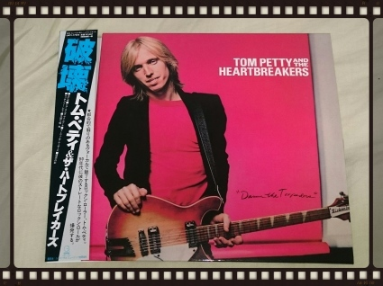TOM PETTY AND THE HEARTBREAKERS / DAMN THE TORPEDOES 紙ジャケ_b0042308_15063521.jpg