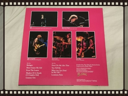 TOM PETTY AND THE HEARTBREAKERS / DAMN THE TORPEDOES 紙ジャケ_b0042308_15065575.jpg