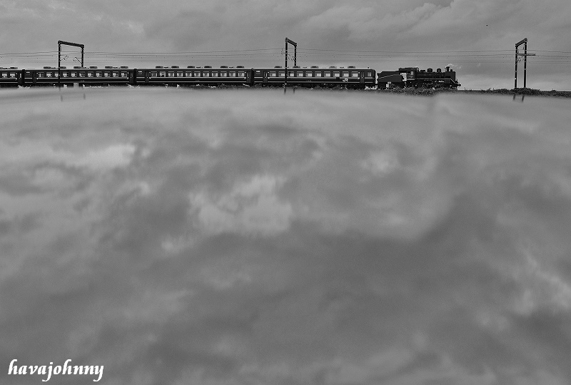 雲海ポニー~SL北びわこ号~_c0173762_23264981.jpg
