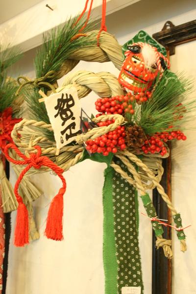 2016 しめ縄飾り  part1_e0149863_2229591.jpg