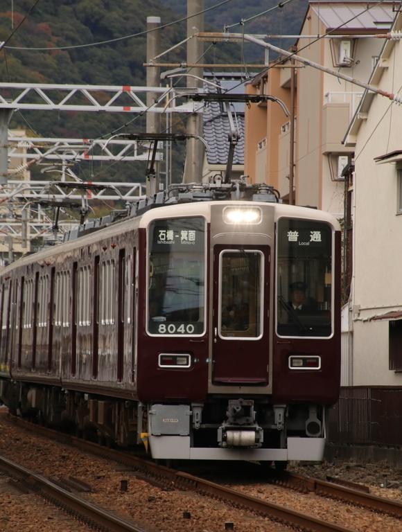 阪急C#8040×4R 箕面線_d0202264_21302494.jpg