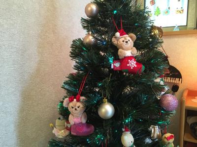 クリスマスツリー_c0106100_17201500.jpg