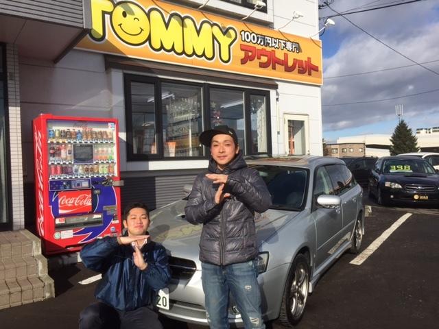 11月27日(日)トミーアウトレット☆納車祭り!4台納車!ご成約1台!自社ローン☆ローンサポート☆_b0127002_17500049.jpg