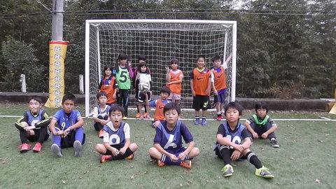 ゆるUNO 11/20(日) at UNOフットボールファーム_a0059812_10414857.jpg