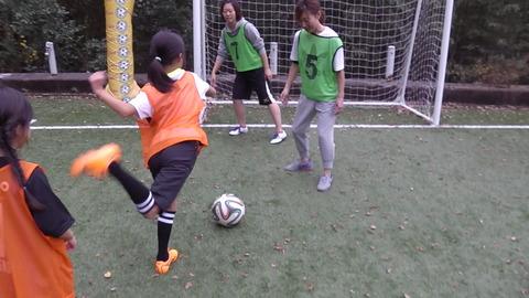 ゆるUNO 11/20(日) at UNOフットボールファーム_a0059812_1042323.jpg
