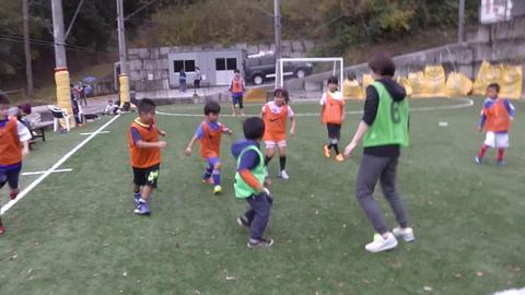 ゆるUNO 11/20(日) at UNOフットボールファーム_a0059812_10441416.jpg